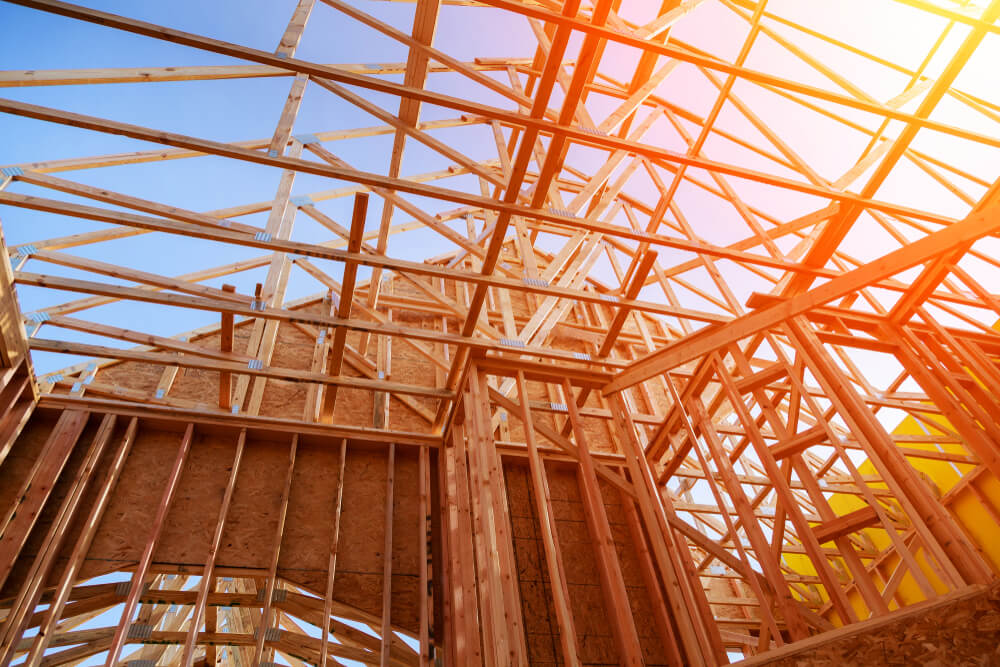 home framing| High Desert LLC Construction and Restoration | Cody Wyoming