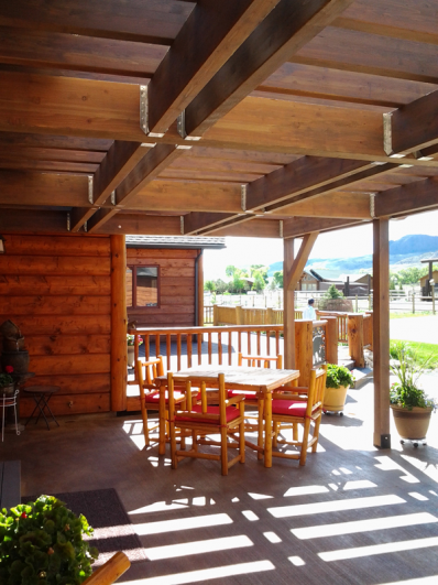 Deck Construction | High Desert LLC Construction and Restoration | Cody Wyoming