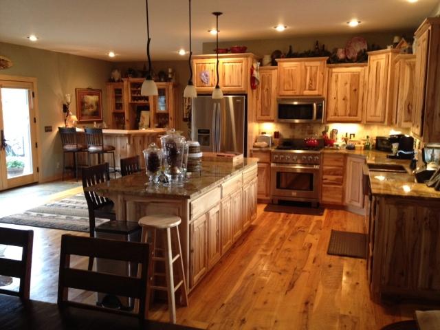 Kitchen Remodel   High Desert LLC Construction and Restoration   Cody Wyoming