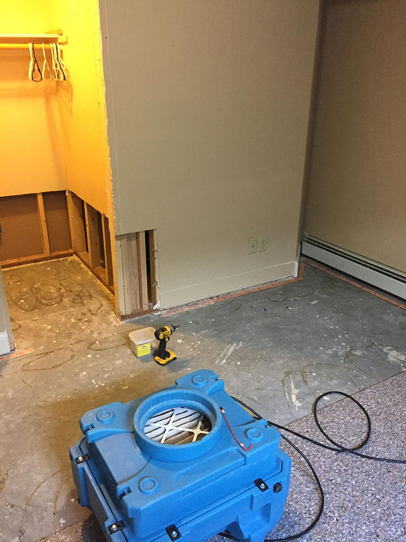 Water Damage Restoration | High Desert LLC Construction and Restoration | Cody Wyoming